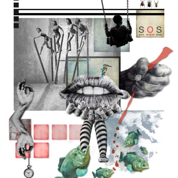 Grafisk print